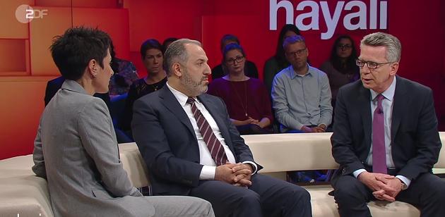 Mustafa Yeneroğlu Dunja Hayali Programında Türkiye Almanya
