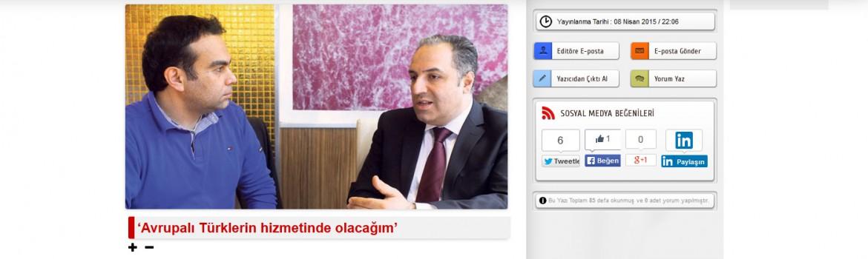 mustafa yeneroglu, avrupali türkler, türk, türkler, avrupa