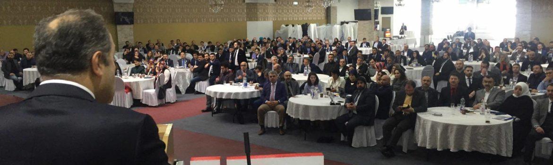 Yurtdışı Seçim Koordinasyon Merkezi Başkanı Mustafa Yeneroğlu
